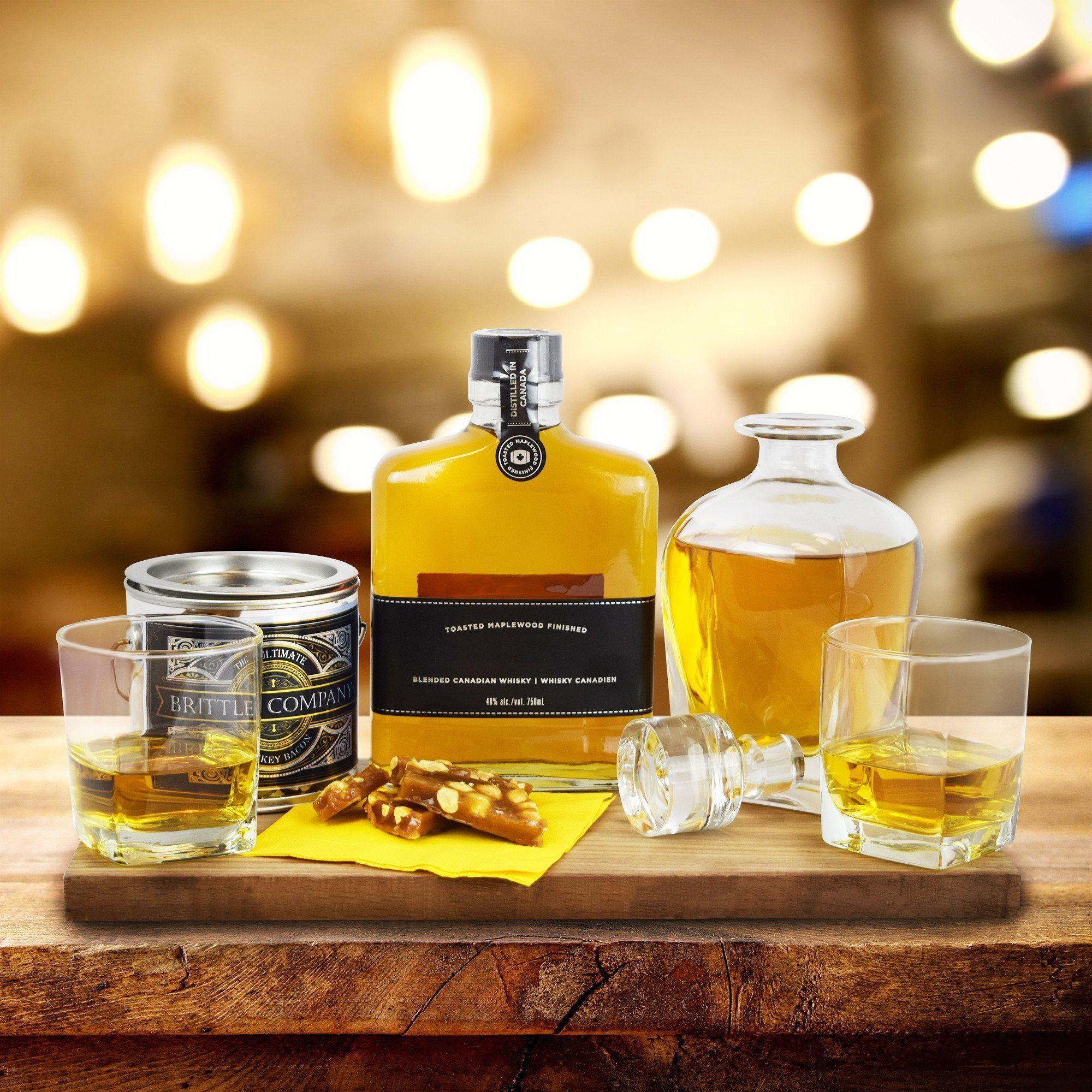 Cottage country decanter set decanter swedish vodka