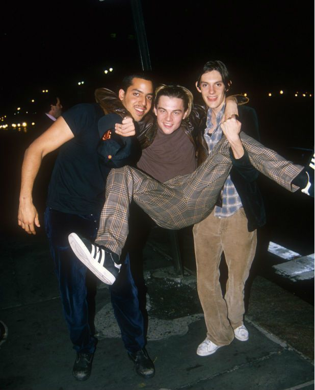 90s Icons Who Wouldve Crushed It on Social: David Blaine Leonardo DiCaprio  and Lukas Haas