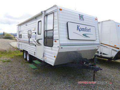 Used 2003 Komfort 24 Travel Trailer at Blue Dog RV   Spokane Valley, WA   #145003