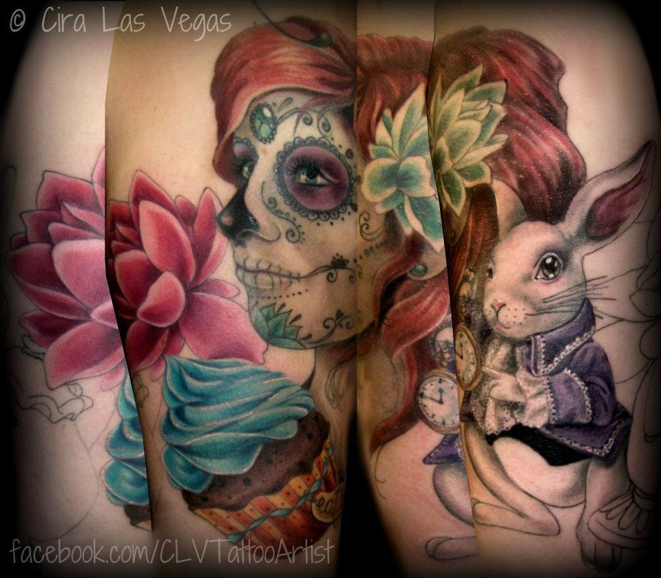 Cira las vegas tattoo artist tattoos las vegas tattoo