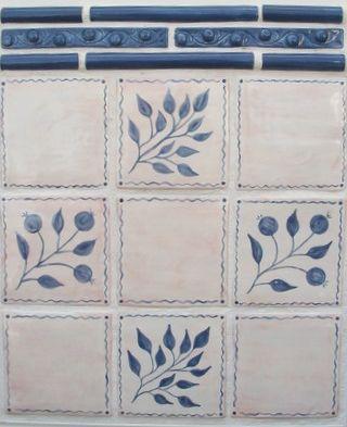 Sprigs-Concept Board - - Far Ridge Ceramics