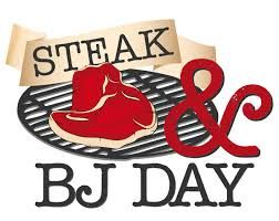 Bj and steak