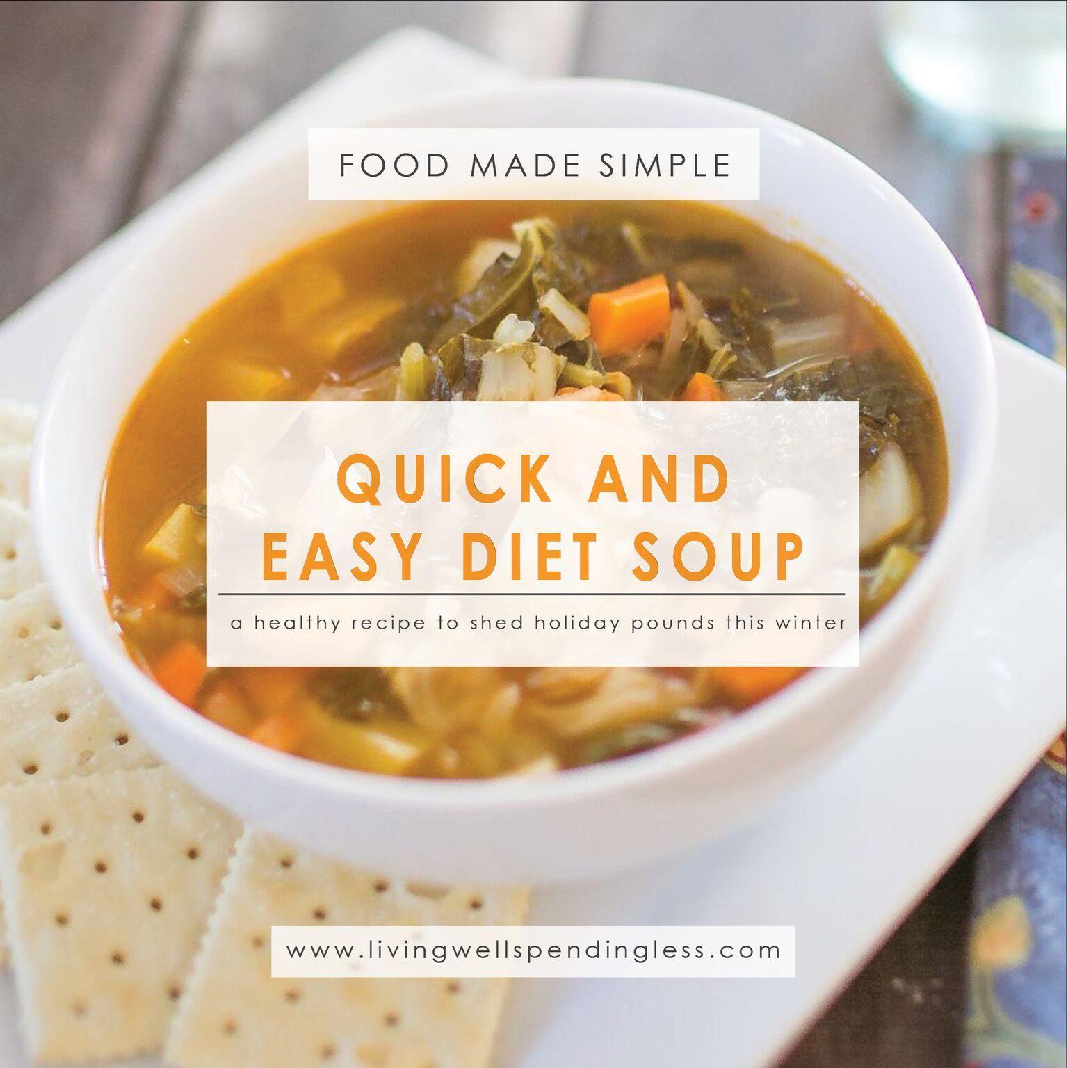 Winter diet soup | recipe | food to enjoy | pinterest | diet soup images