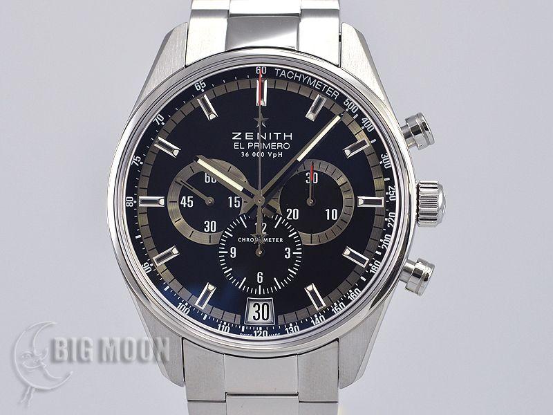 quality design 5174a 7f585 Used ZENITH el primero 36000VPH 03.2040.400/21.M2040 ...
