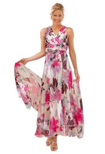 2cc4936405ae2 maxi dress bleu bonheur   Mode