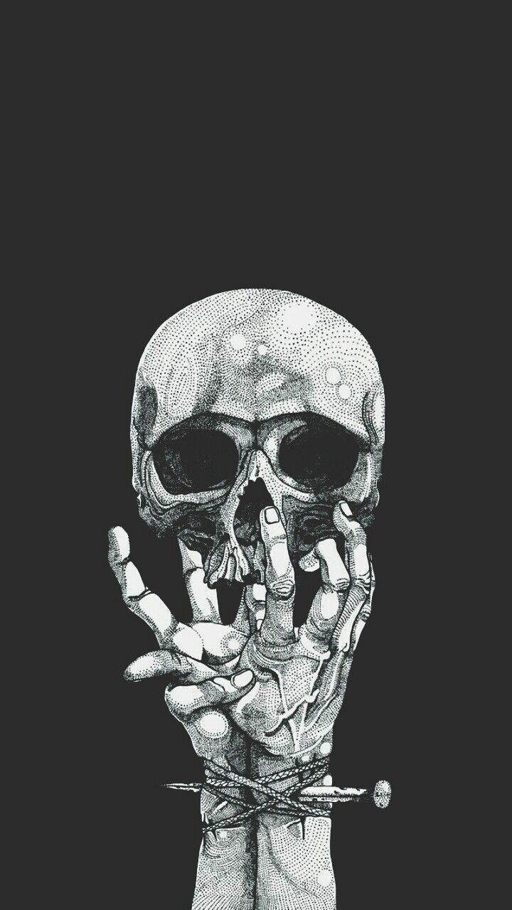 Wallpaper Skull wallpaper, Skull art, Art wallpaper
