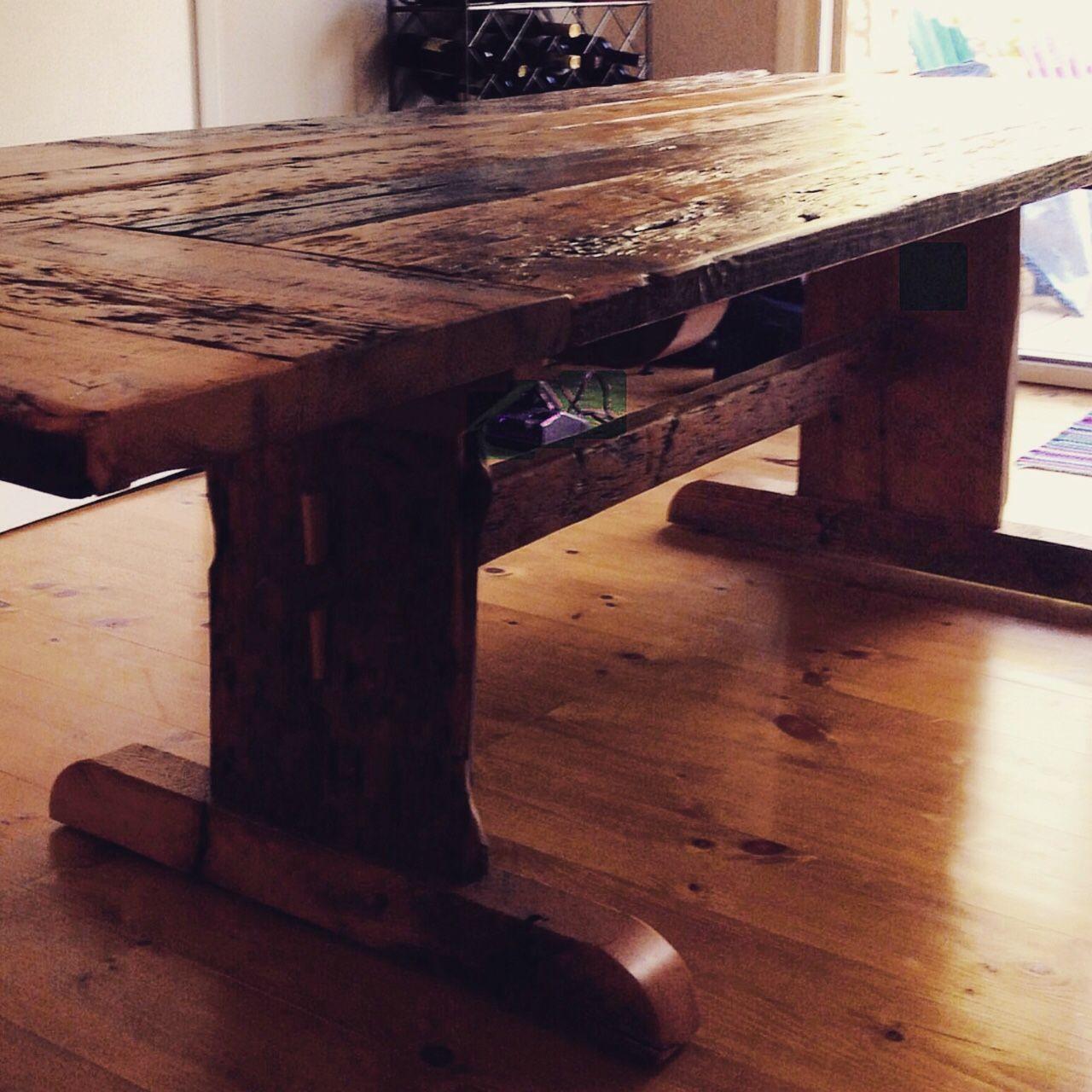Beau Harvest Tables U2013 Reclaimed Wood Furniture