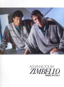 Zimbello by Arjan Kool Spring/Summer 1986