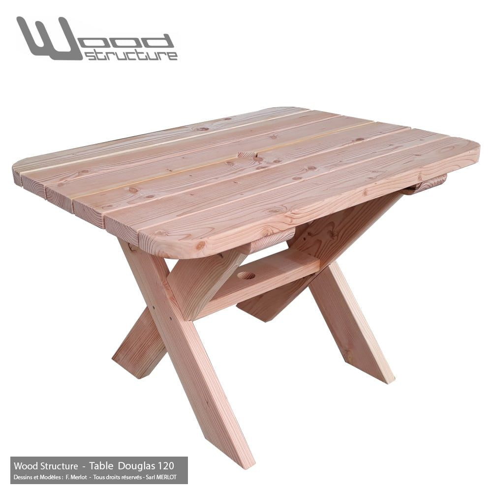 Fauteuil Douglas XL | стол in 2019 | Picnic table, Decor, Wood