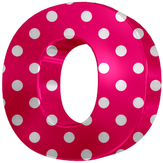 Alphabets By Monica Michielin Alfabeto Rosa E Bolinhas Png Pink And Polka Dots Alphabets Png Alphabet Polka Dots Polka