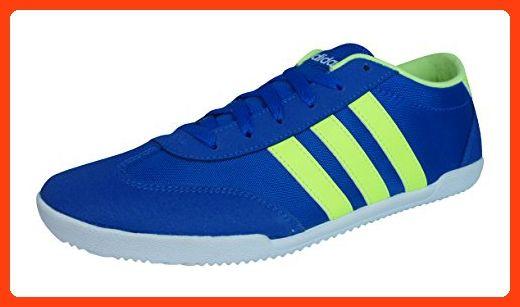 adidas Neo V Trainer VS Herren Turnschuhe / Schuhe, Blue, 45 1/3 ...