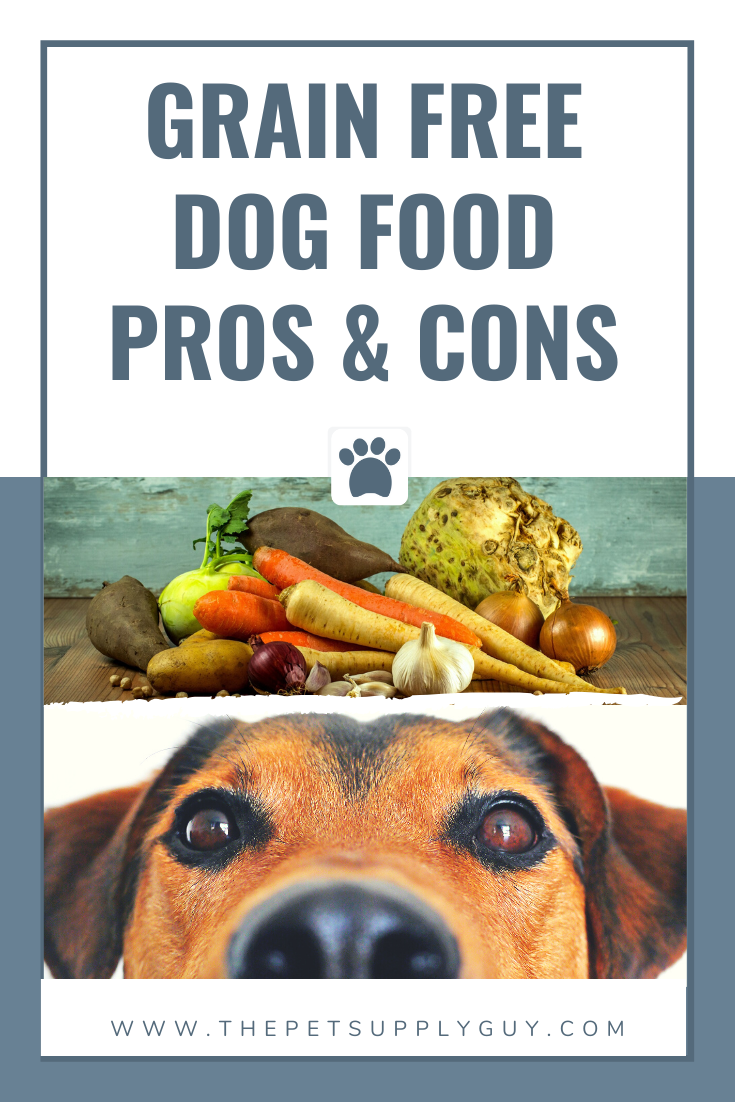 Pros And Cons Of Grain Free Dog Food Grain Free Dog Food Free