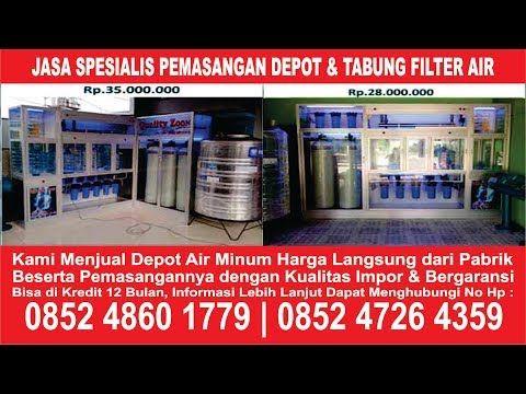 Distributor Harga Jual Mesin Pembuat Depot Filter Air Minum Isi Ulang Kutai Timur Kalimantan Timur Indonesia Filter Air Minuman Filter