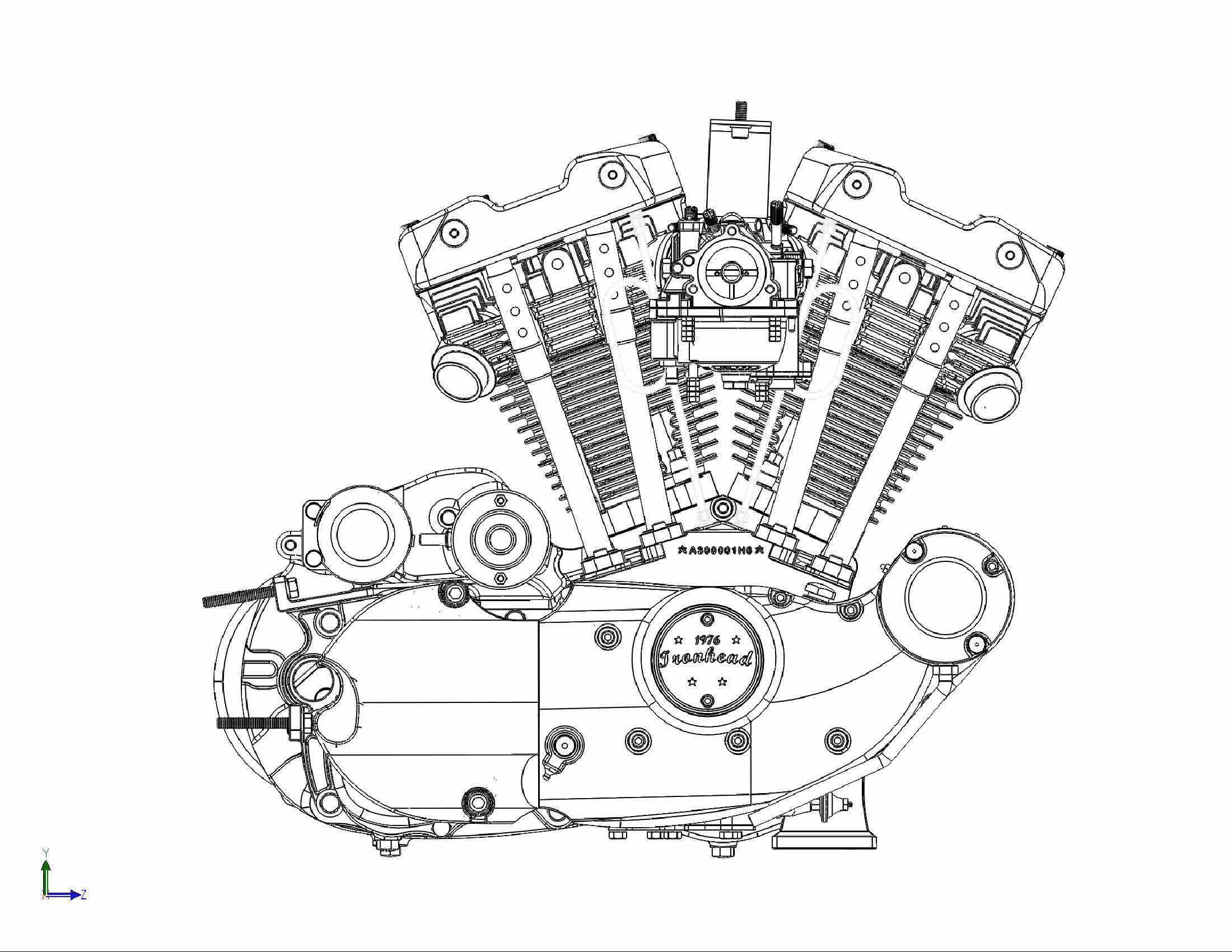 medium resolution of ironhead engine diagram diy wiring diagrams u2022 honda engine diagram 1984 ironhead engine diagram