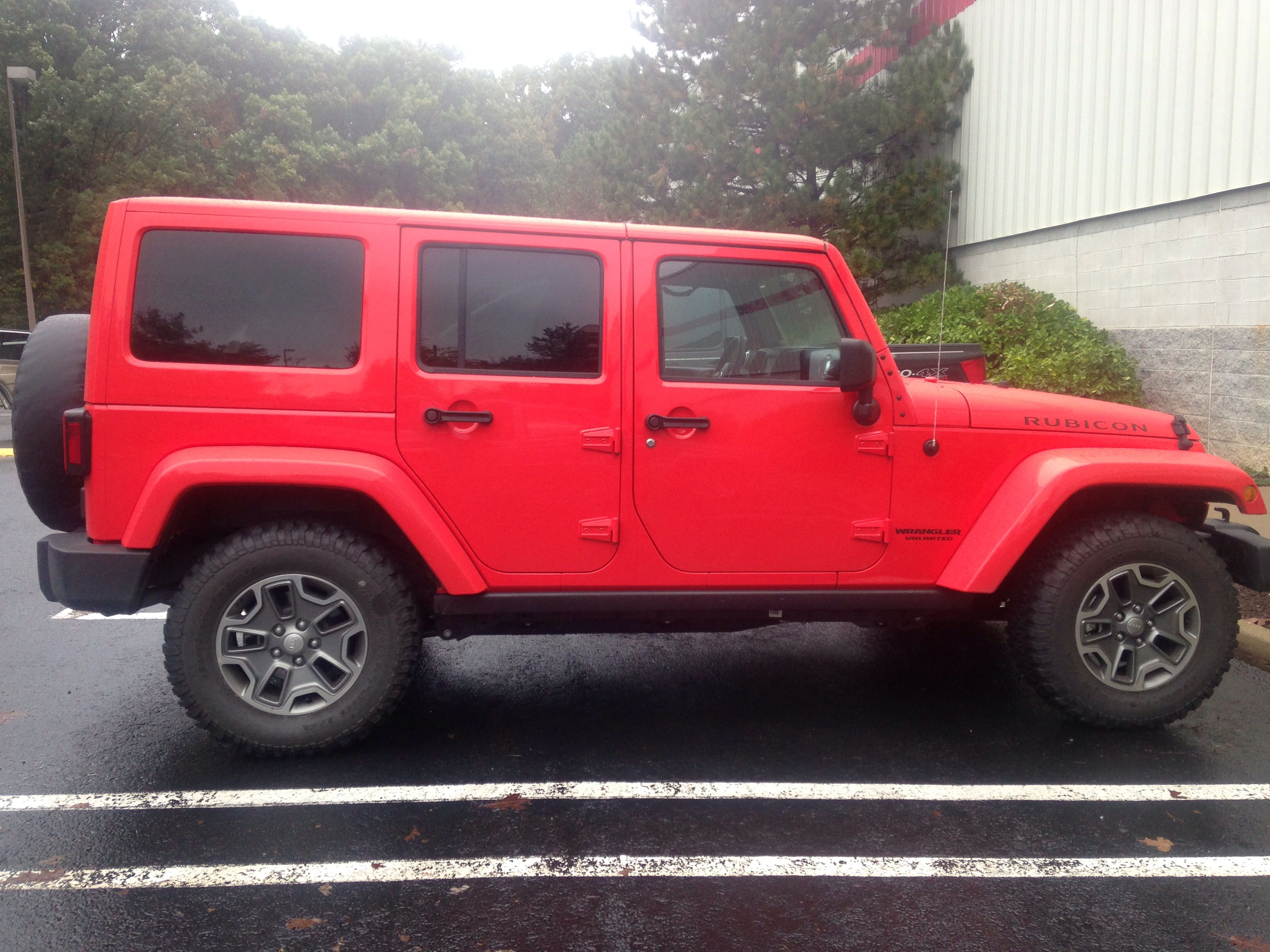 green door yellow blue full jeep red gray ip function open bright control radio back new