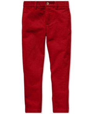 c86e6d03 Polo Ralph Lauren Toddler Boys Slim Fit Stretch Corduroy Pants ...