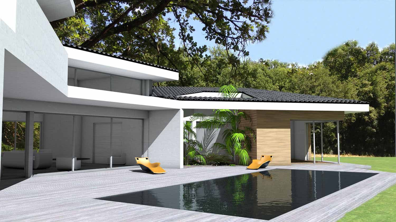 maisons modernes d architecte free plan maison plan maison d with maisons modernes d architecte. Black Bedroom Furniture Sets. Home Design Ideas