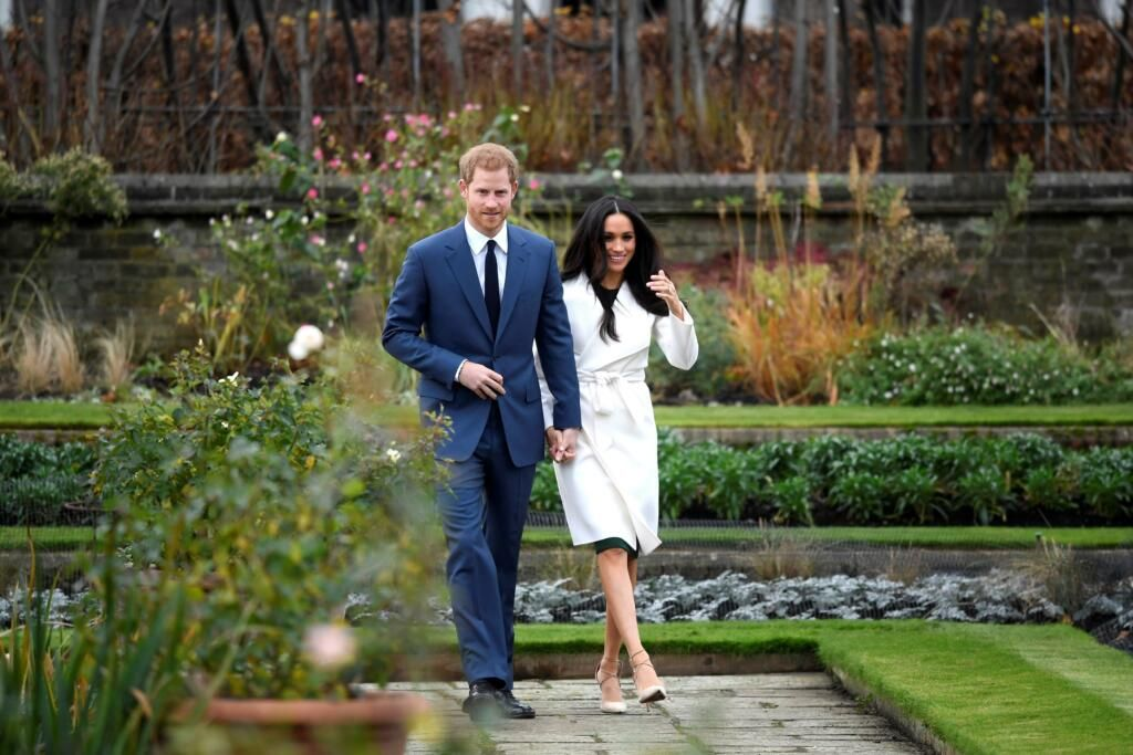 Will Meghan Markle Unleash the Iconic Hospital Pose?