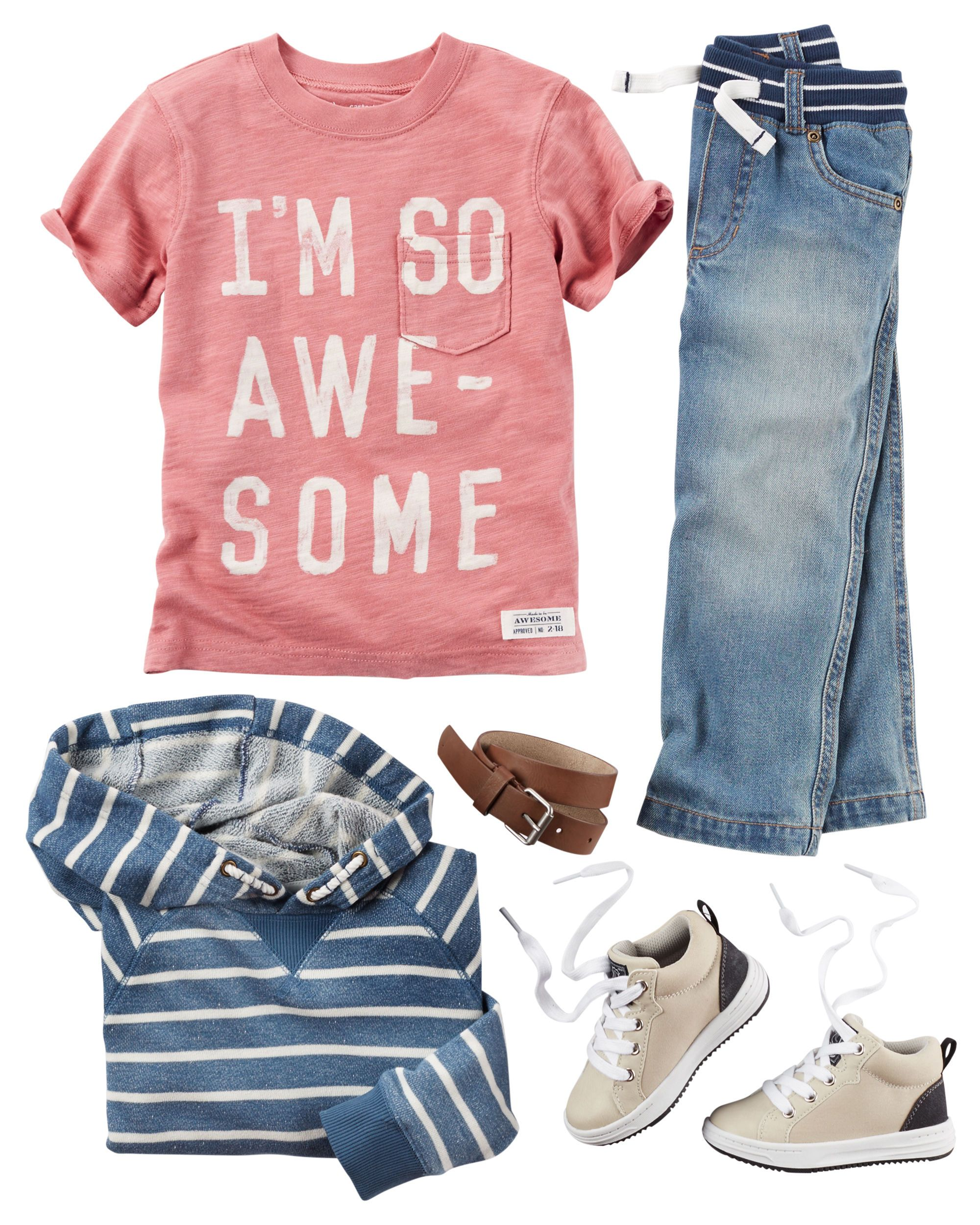 Baby Boy CARJULY11F16 from Carters.com. Shop clothing & accessories ...