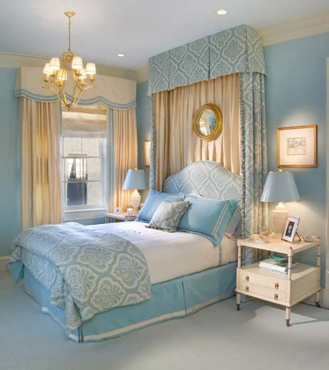 kelley proxmire  blue and gold bedroom teal bedroom