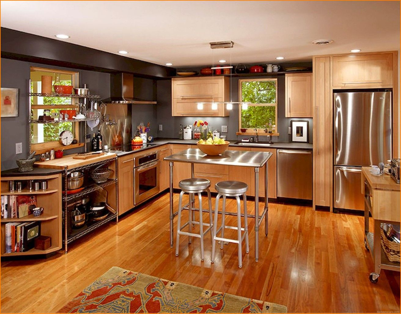 50 luxury modern kitchen ideas contemporary l shaped kitchens l shaped kitchen designs on l kitchen remodel id=24004