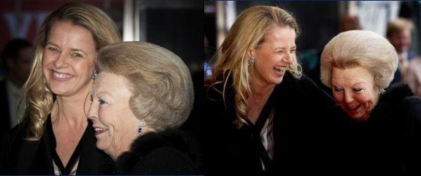 Op 1 februari 2013 viert koningin Beatrix haar 75e verjaardag in het Beatrix Theater in Utrecht. Ook Mabel is hierbij aanwezig.