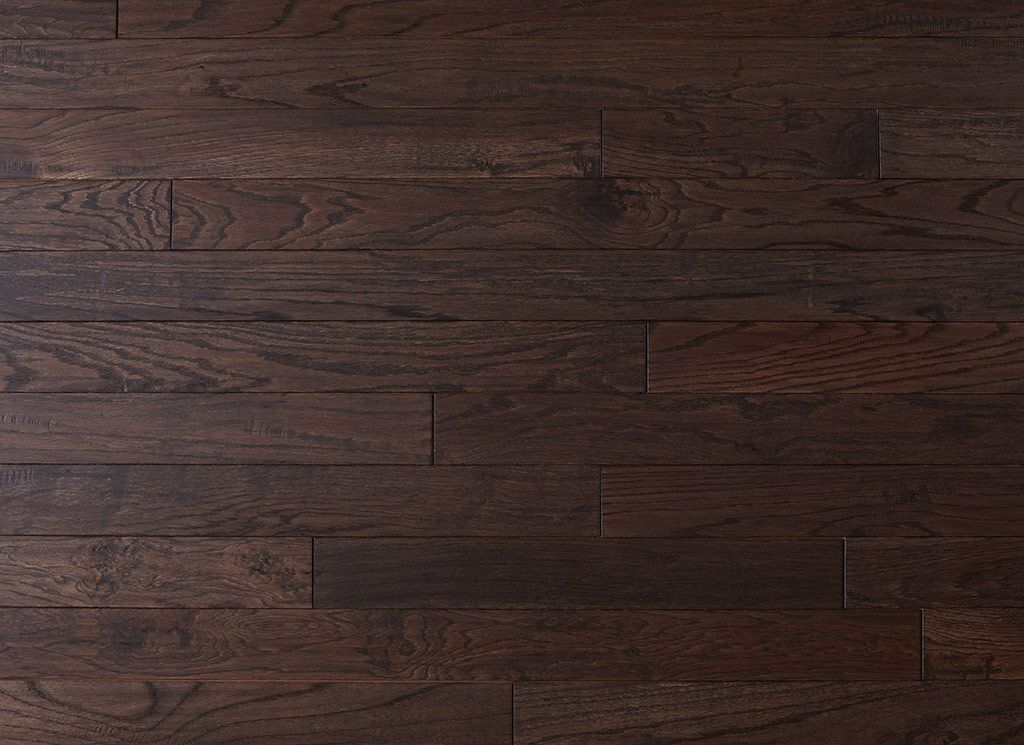 This Dark Oak Wood Flooring Is Solid Hardwood And Has Been Prefinished To A Beautiful