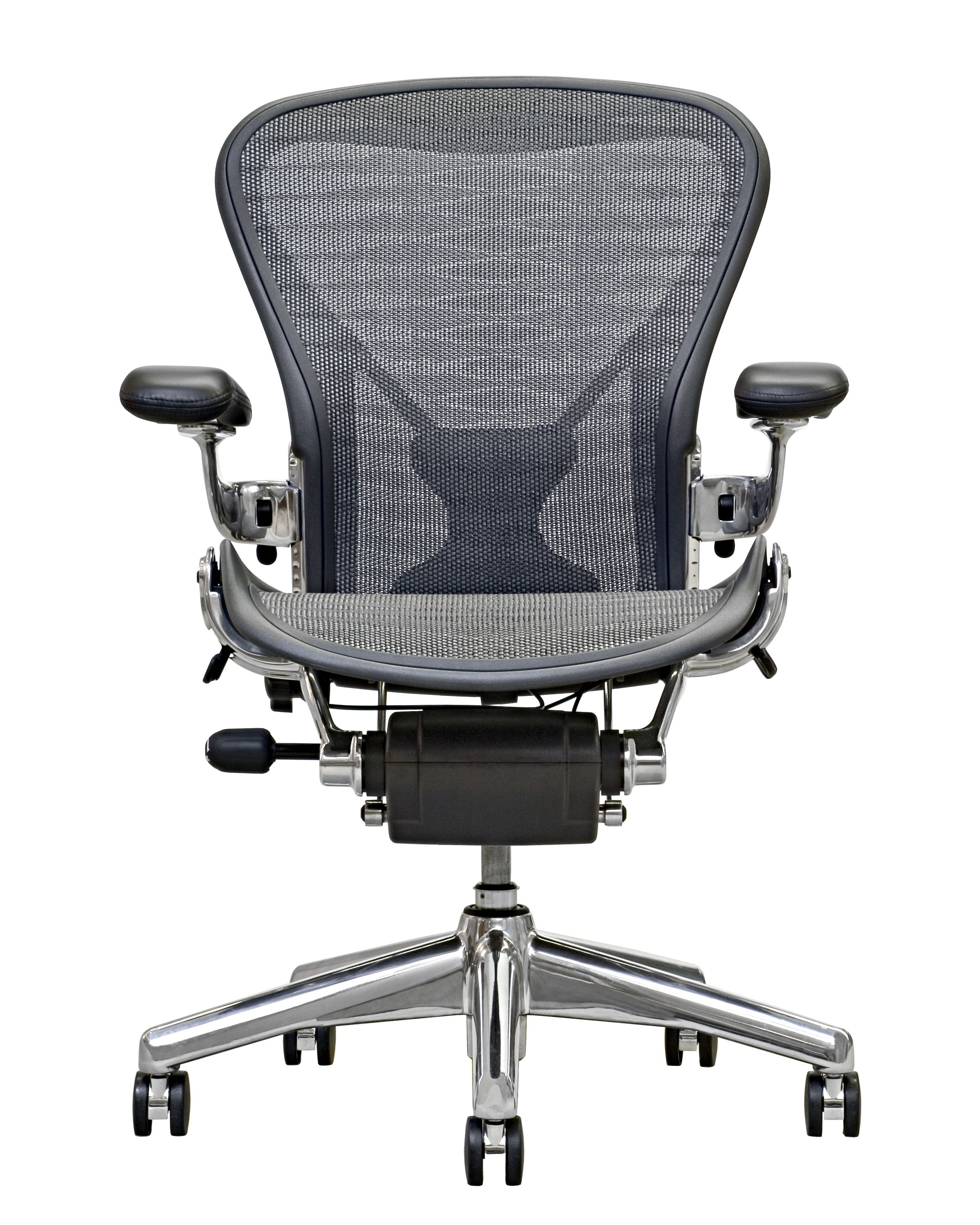 Herman Miller Aeron Chair, Designed By Bill Stumpf