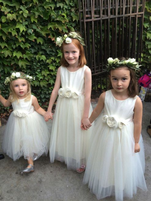 Flower Girl Dress Etiquette