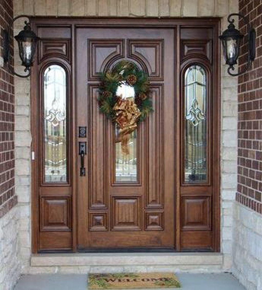 47 Best Exterior Door Ideas For Home Looks Amazing Decoomo Com Front Door Design Wood Doors Interior Entry Door Designs