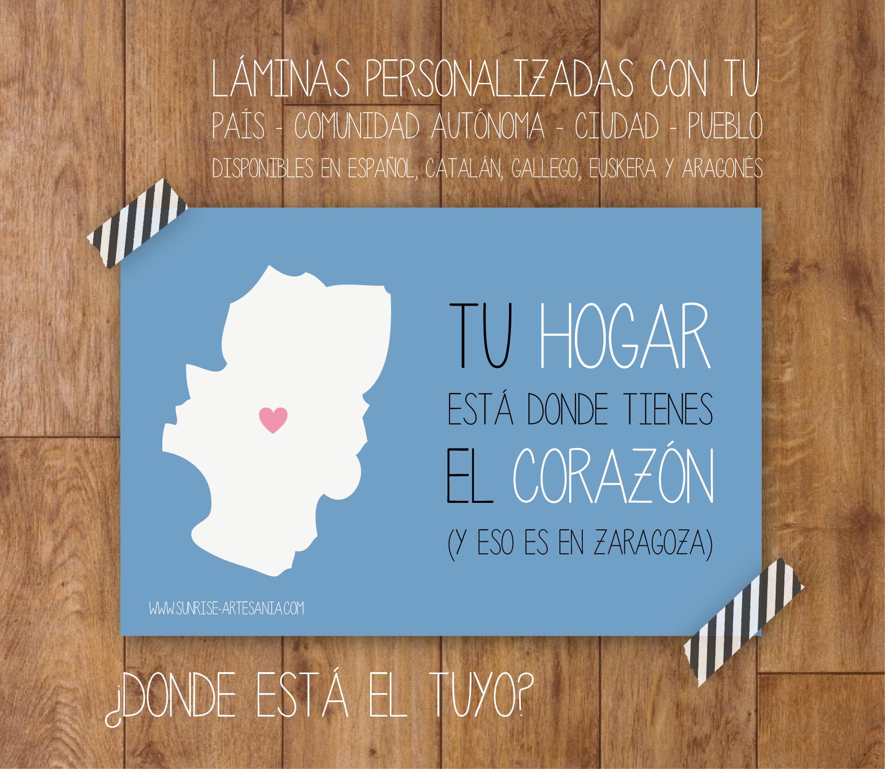 Tu Hogar Esta Donde Tienes El Corazon Zaragoza Www Facebook