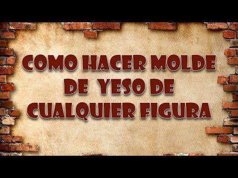 b1c0022fe YouTube Pegamento Casero, Hacer Moldes De Silicona, Como Hacer Moldes,  Pasta Para Modelar