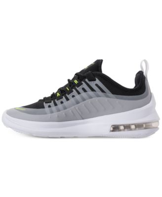 322385d2550463 Nike Boys  Air Max Axis Casual Running Sneakers from Finish Line - Black 4.5