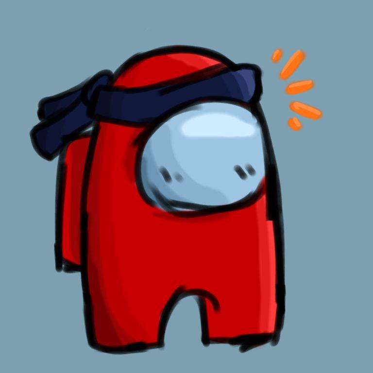 Poggers My Among Us Character Aesthetic Memes Sonic Fan Characters Fan Art