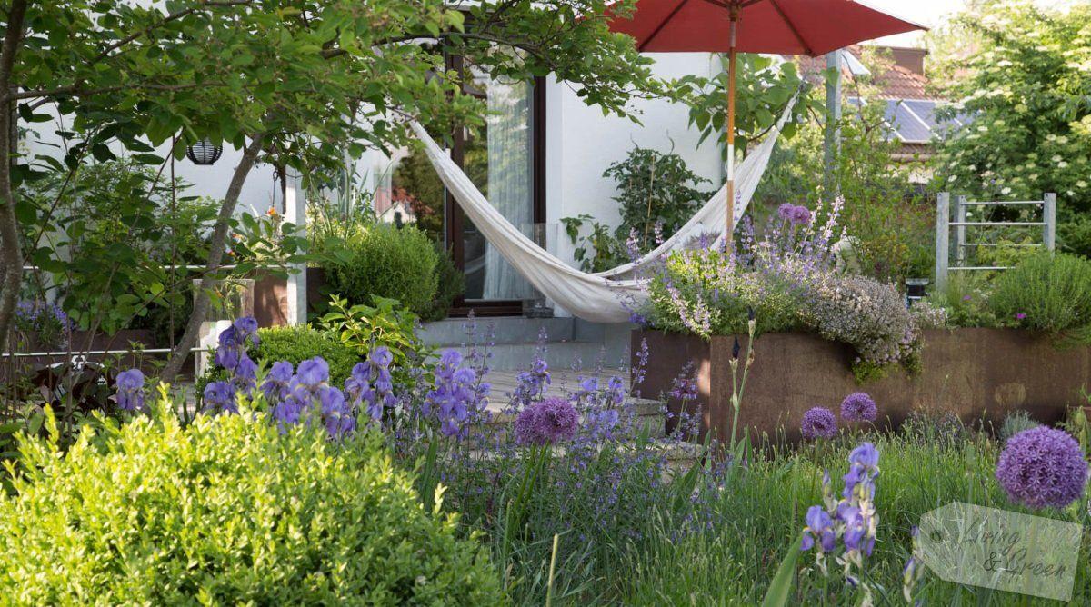 die geheime leidenschaft der renate waas gestaltung staudenbeet in garden pinterest. Black Bedroom Furniture Sets. Home Design Ideas