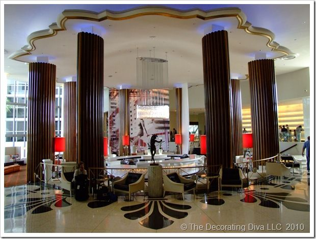 Art deco bar design art deco opulence the eden roc hotel lobby