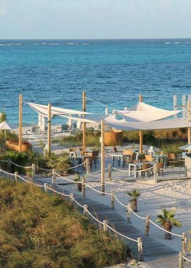 Beach House Grace Bay Turks Caicos