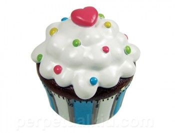 Cupcake kitchen timer...I have a feeling when I get my own kitchen it will end up cupcake themed if I keep finding cute stuff like this!