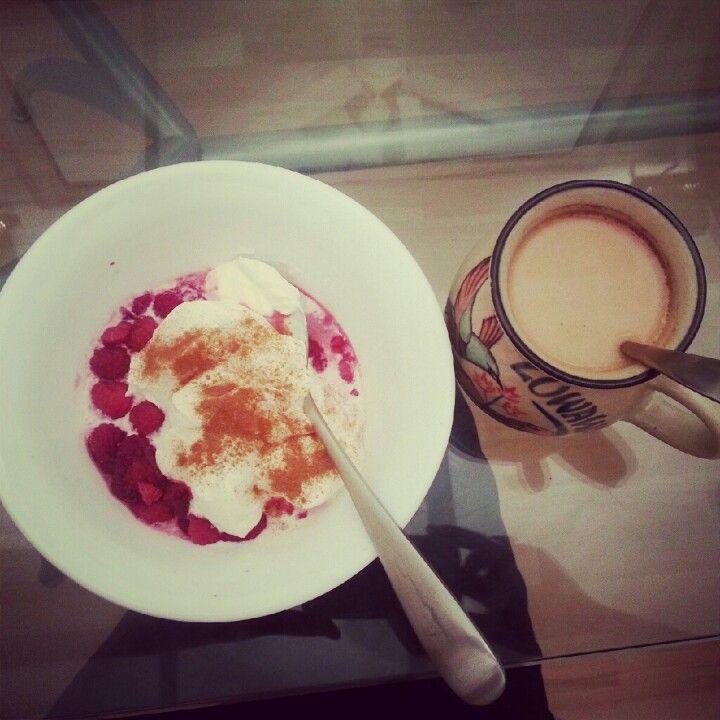 frozen yoghurt lchf