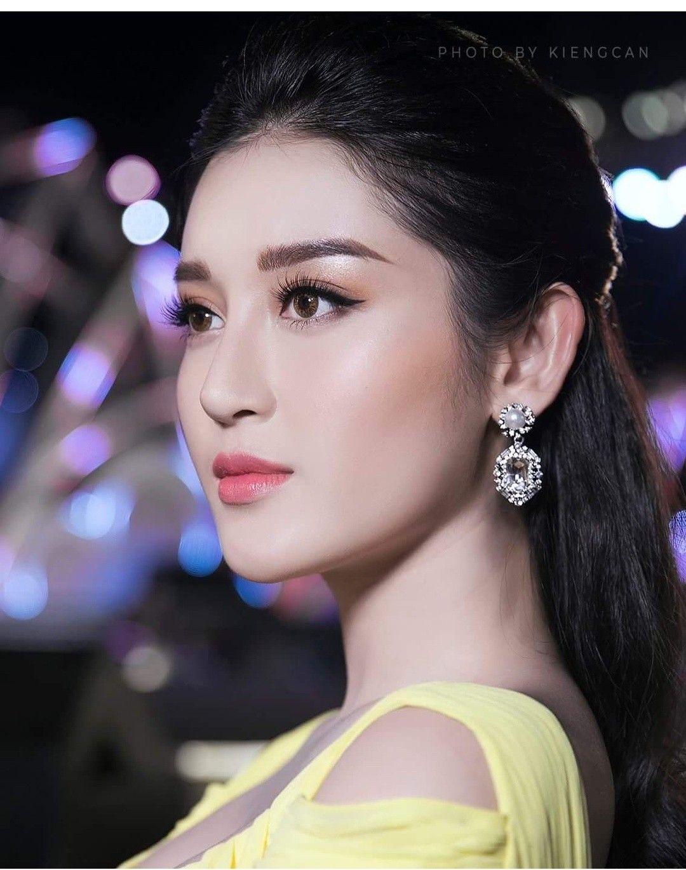 Pin oleh beben aja di Nguyen Tran Huyen my | Kecantikan