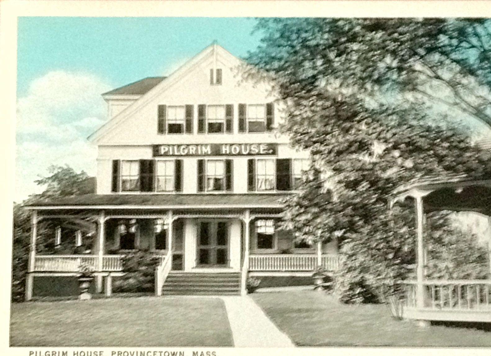Pilgrimhouse Provincetown Massachusetts Built In 1781 Remaininginprovincetown Pilgrim House Provincetown House Styles