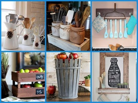 79 35 Diy Rustic Kitchen Decor Ideas Diy Rustic Home Decorating