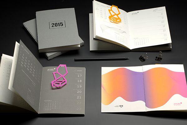 Desain Buku Agenda - ANNUAL CALENDAR 2015 2 Contoh Buku Agenda - annual agenda