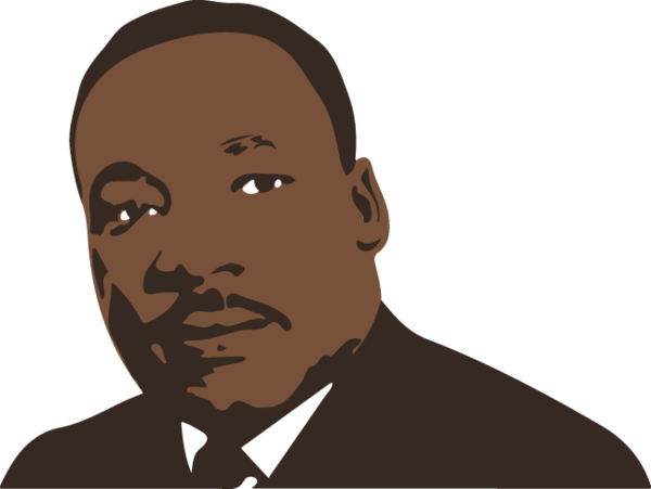 488gac Martin Luther King Clip Art Martin Luther King Clipart Images