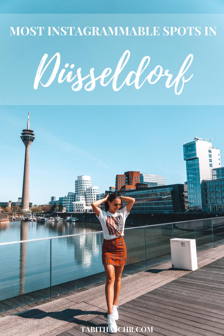 Instagrammable Spots In Dusseldorf Photo Spots In Dusseldorf Germany In 2020 Leipzig Sehenswurdigkeiten Reise Inspiration Reisen