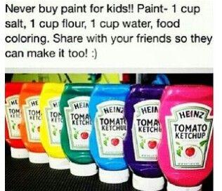 DIY paint!