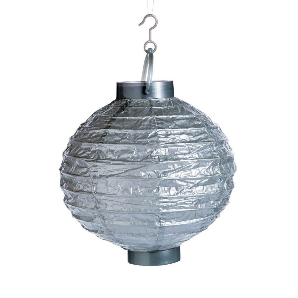 Wedding ideas with lanterns  Silver LightUp Hanging Paper Lanterns  Paper lanterns and Products