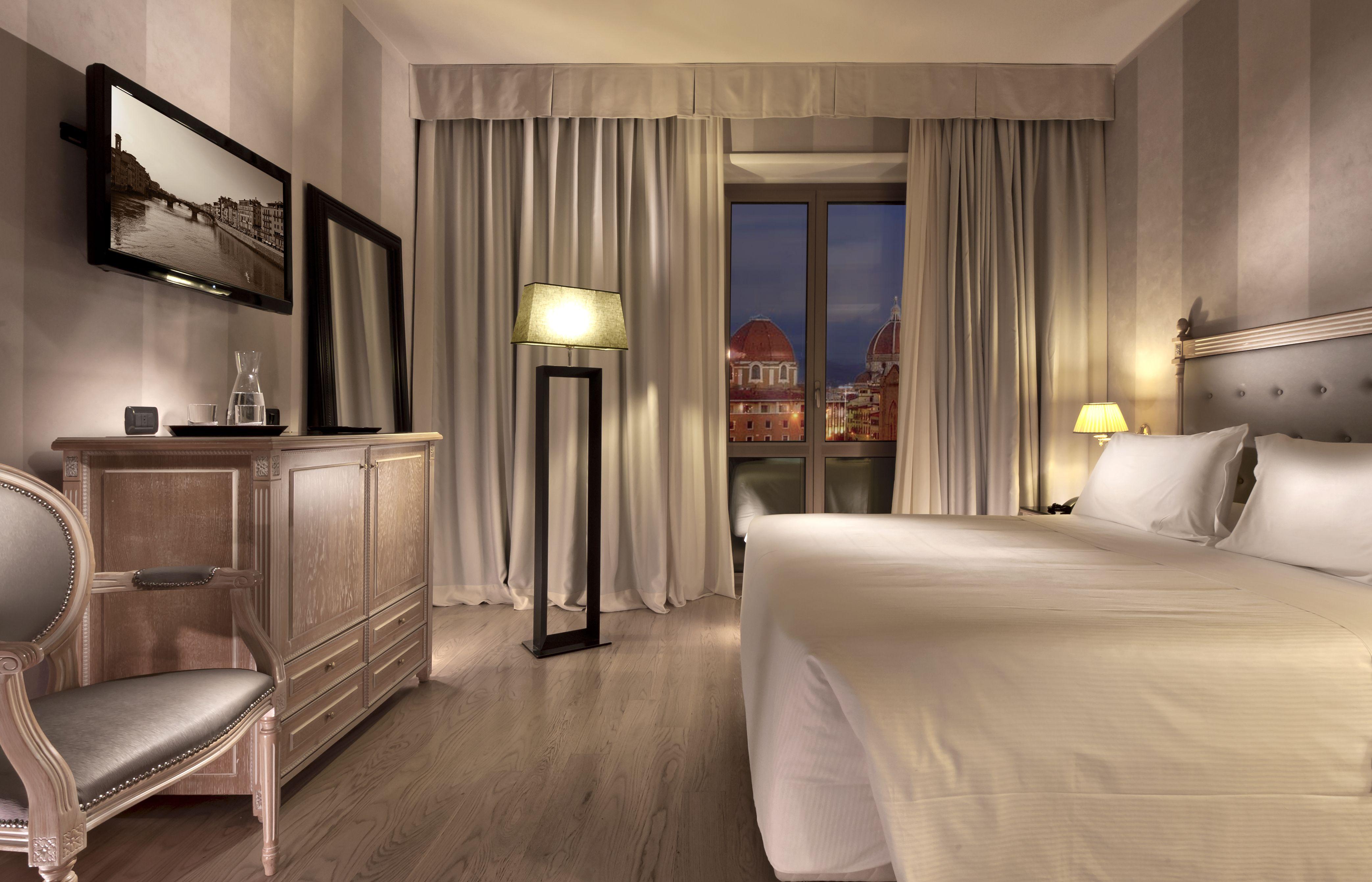 Hotel Ambasciatori Firenze | Room and Suite | Florence ...