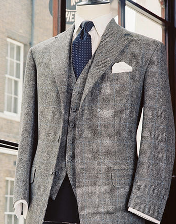 saville row bespoke shirts   How Much Does an Anderson