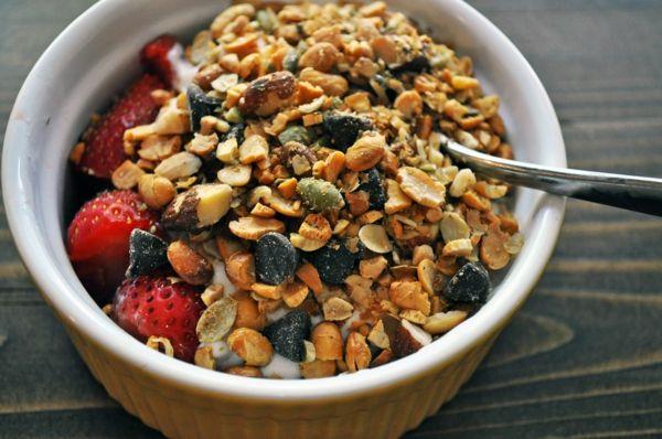 gesunde frühstückideen frühstücken ohne brot Frühstücksideen Rezepte